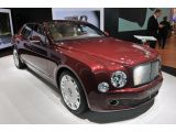 Bentley Mulsanne Executive Interior Concept: Frankfurt 2011