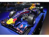 Red Bull RB7 show car: Frankfurt 2011