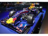 Red Bull RB7 show car: Frankfurt 2011