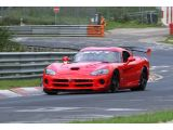 Dodge Viper ACRs attempt Nurburgring Lap Record