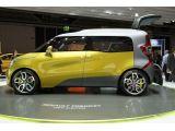 Renault Frendzy Concept live in Frankfurt