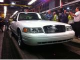 Last Ford Crown Victoria assembled at St. Thomas plant