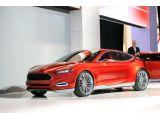Ford Evos concept live in Frankfurt -