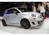 Fiat 695 Competizione in Frankfurt -