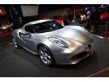 Alfa Romeo 4C Concept live in Frankfurt