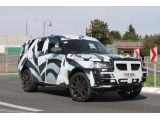 2013 Range Rover spied less camo / Copyright SB-Medien