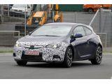 2012 Opel Astra OPC spy photo - / SB-Medien