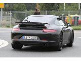 Hotter Porsche 911 spied / Copyright SB-Medien