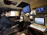 Bentley Mulsanne Executive Interior Concept 2011