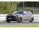 2013 Mercedes-Benz A-Class AMG spied on the ring / Copyright SB-Medien