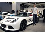2012 Lotus Exige S live in Frankfurt with Bruno Senna