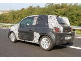 2013 Opel Allegra/Junior - new city car - spied / Copyright SB-Medien