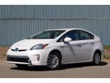 2012 Toyota Prius Plug-In: First Drive