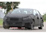 2013 Ford Fusion Spy Shots