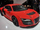 Audi R8 e-tron Prototip Frankfurt 2011