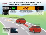 GM crash avoidance system -