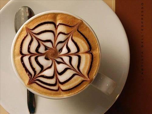 En Ilginç Kahve Süslemeleri Foto Galerisi Resim 6