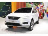 Seat IBX Concept live in Geneva -