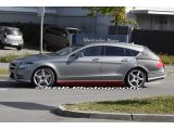 Mercedes-Benz CLS Shooting Brake: Spy Shots