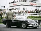 Daimler SP250 Police Chase Car 1962