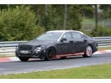 Mercedes-Benz S-Class: Spy Shots