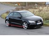 Audi RS1: Spy Shots