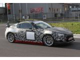 Scion FR-S Race Car: Spy Shots