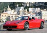 2012 Ferrari 458 Spider: First Drive