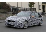 2014 BMW M3 spied in final form