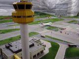 Minyatür havaalanı!
