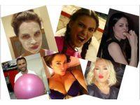 Ünlülerin ilginç profil fotoğrafları