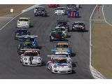 Porsche Rennsport Reunion IV - classic racers take to the track