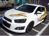 Chevrolet Sonic concepts unveiled at SEMA