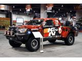 SEMA 2011: Toyota Long Beach Racers Tacoma