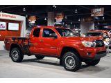 SEMA 2011: Toyota Tacoma TRD T/X Baja Series Limited Edition
