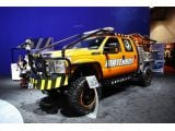 SEMA 2011: 2011 Ford F-350 Matchbox Super Duty by Superlift Suspensions