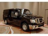 2012 Nissan NV3500 Passenger Van: Live Images