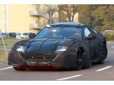 Ferrari 599 Successor: Spy Shots