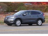 2012 Honda CR-V spied undisguised plus interior shot