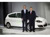 Seat Altea XL Electric Ecomotive unveiled