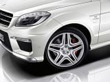 2012 Mercedes-Benz ML63 AMG revealed