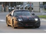 Ferrari 599 successor spied in Maranello