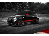 2012 Fiat 500 Abarth (U.S.-spec) unveiled in L.A.