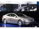 2012 Hyundai Azera: LA 2011