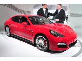 2012 Porsche Panamera GTS: LA 2011