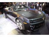 2013 Chevrolet Camaro ZL1 Convertible: LA 2011