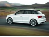 2012 Audi A1 Sportback with S line revealed
