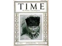 Time'in kapağındaki Türkler