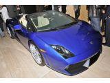 2012 Lamborghini Gallardo LP550-2 Spyder: LA 2011