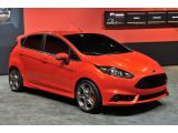 Ford Fiesta ST Five-Door Concept: LA 2011